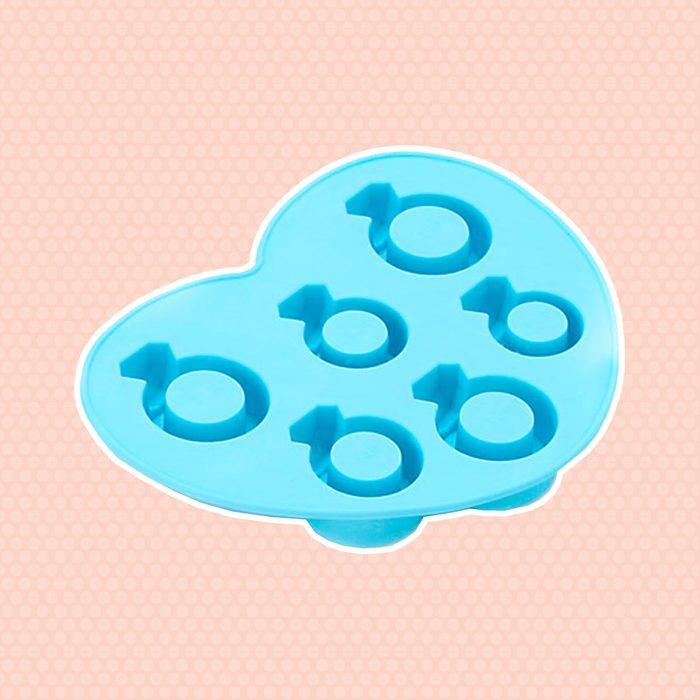 Ring ice tray
