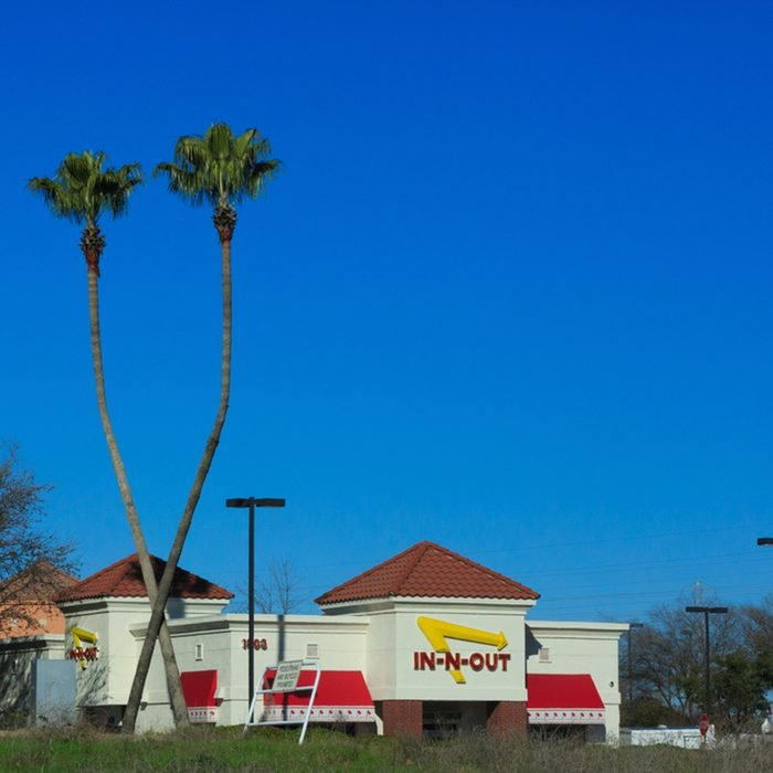 In-N-Out restaurant