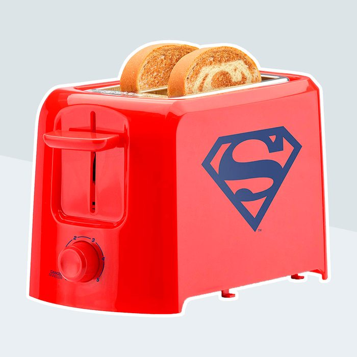 super man toaster