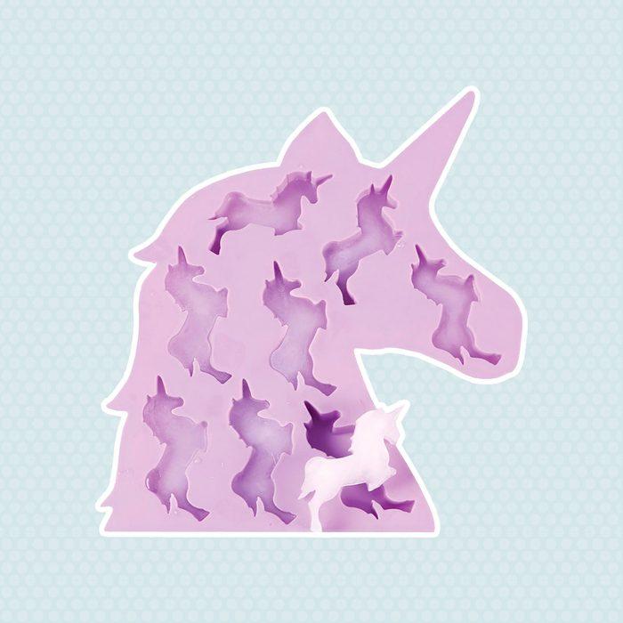 Unicorn Ice Cube Tray