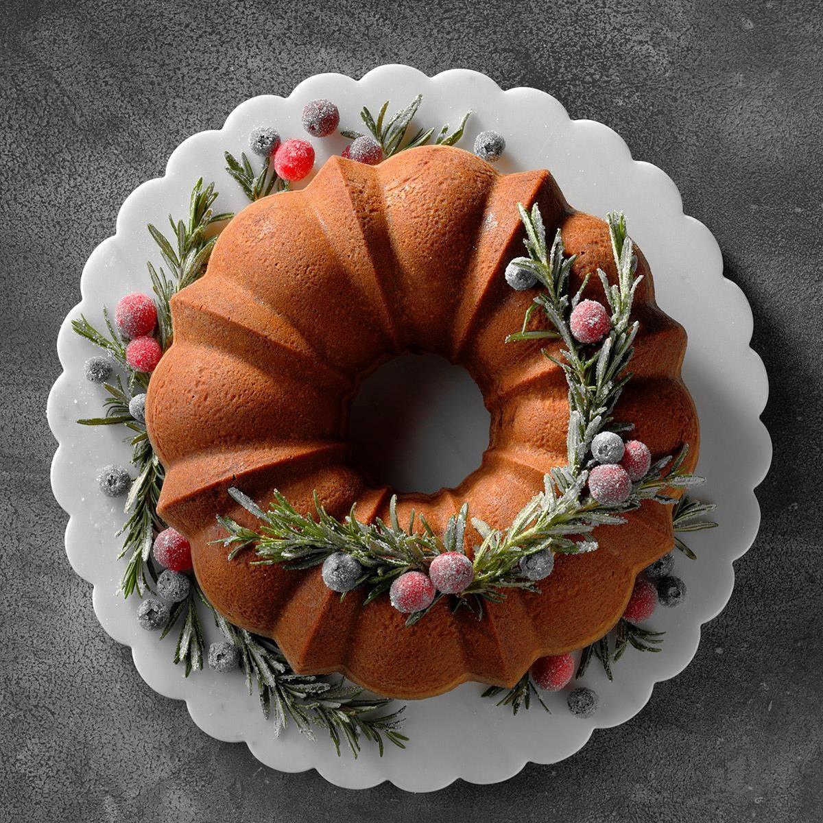 Maryland: Butter Pound Cake