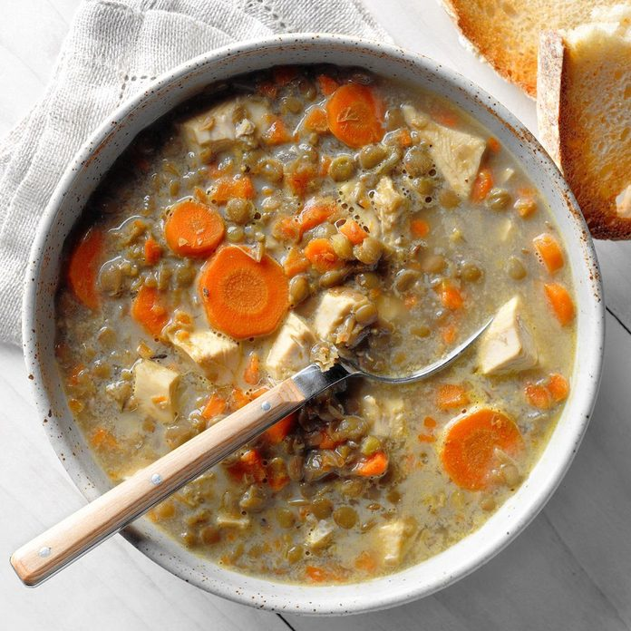French Lentil And Carrot Soup Exps Thso18 219374 B04 19 8b 8