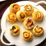Ham & Cheese Crescent Bundles
