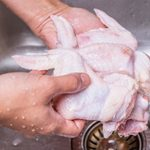 Here's Why You Should Never Wash Chicken Before Cooking It