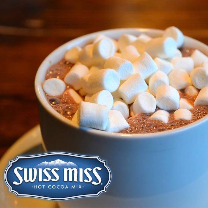 swiss miss hot chocolate