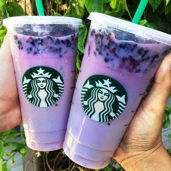 starbucks purple drink
