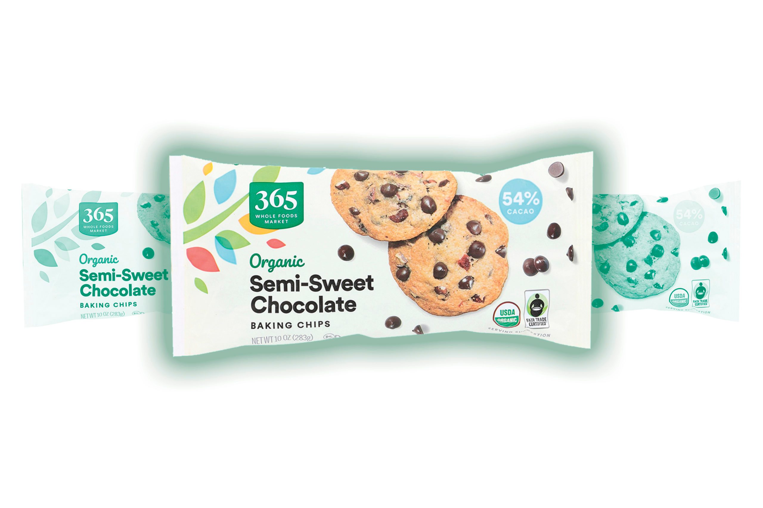 Organic Semi Sweet Chocolate Chips, 10 oz