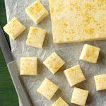 Curry-Kissed Coconut Fudge