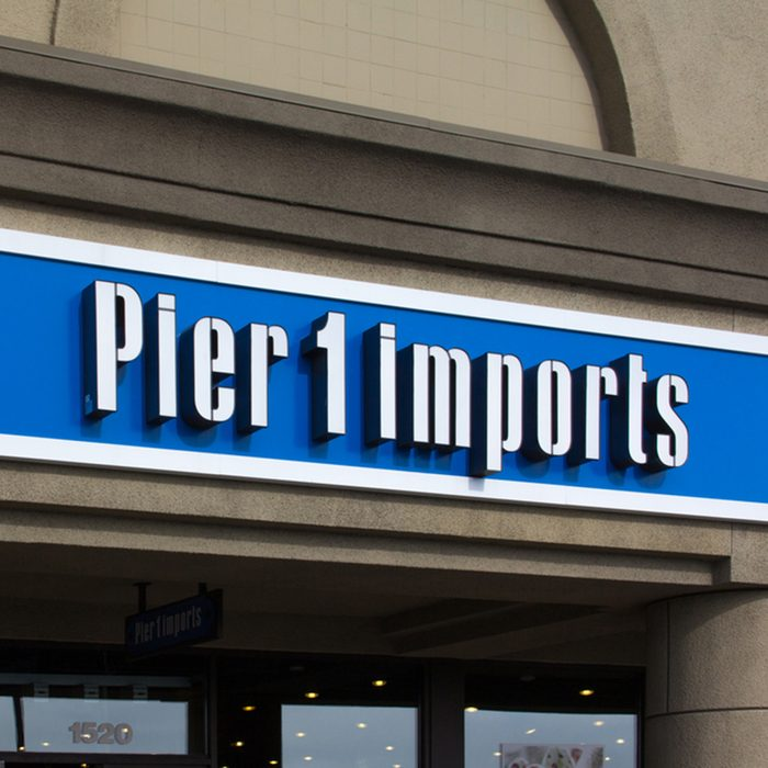 Pier 1 Imports is a retailer specializing in imported home furnishings and decor.