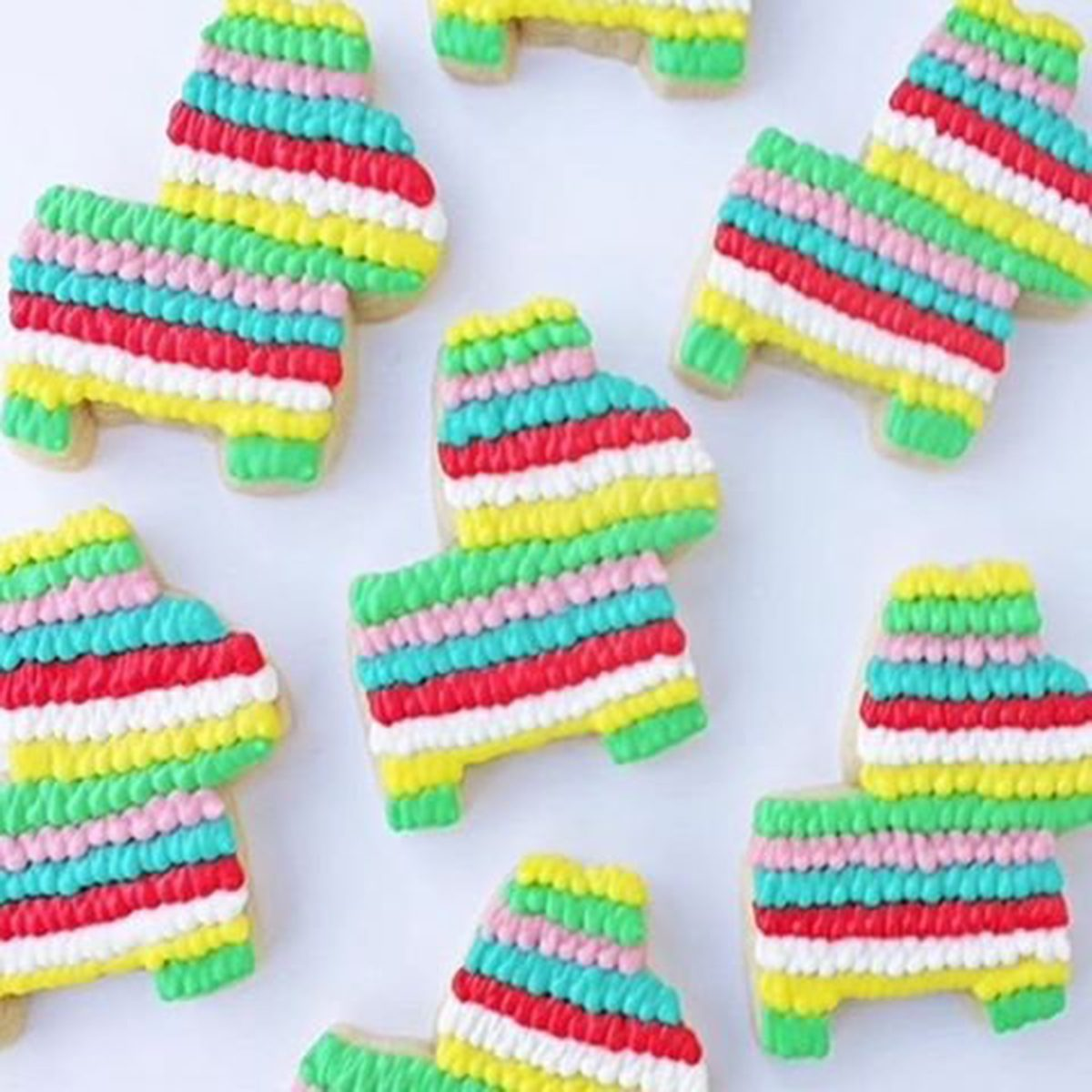 Pinata Cookie Cutter- LARGE - 4 Inches