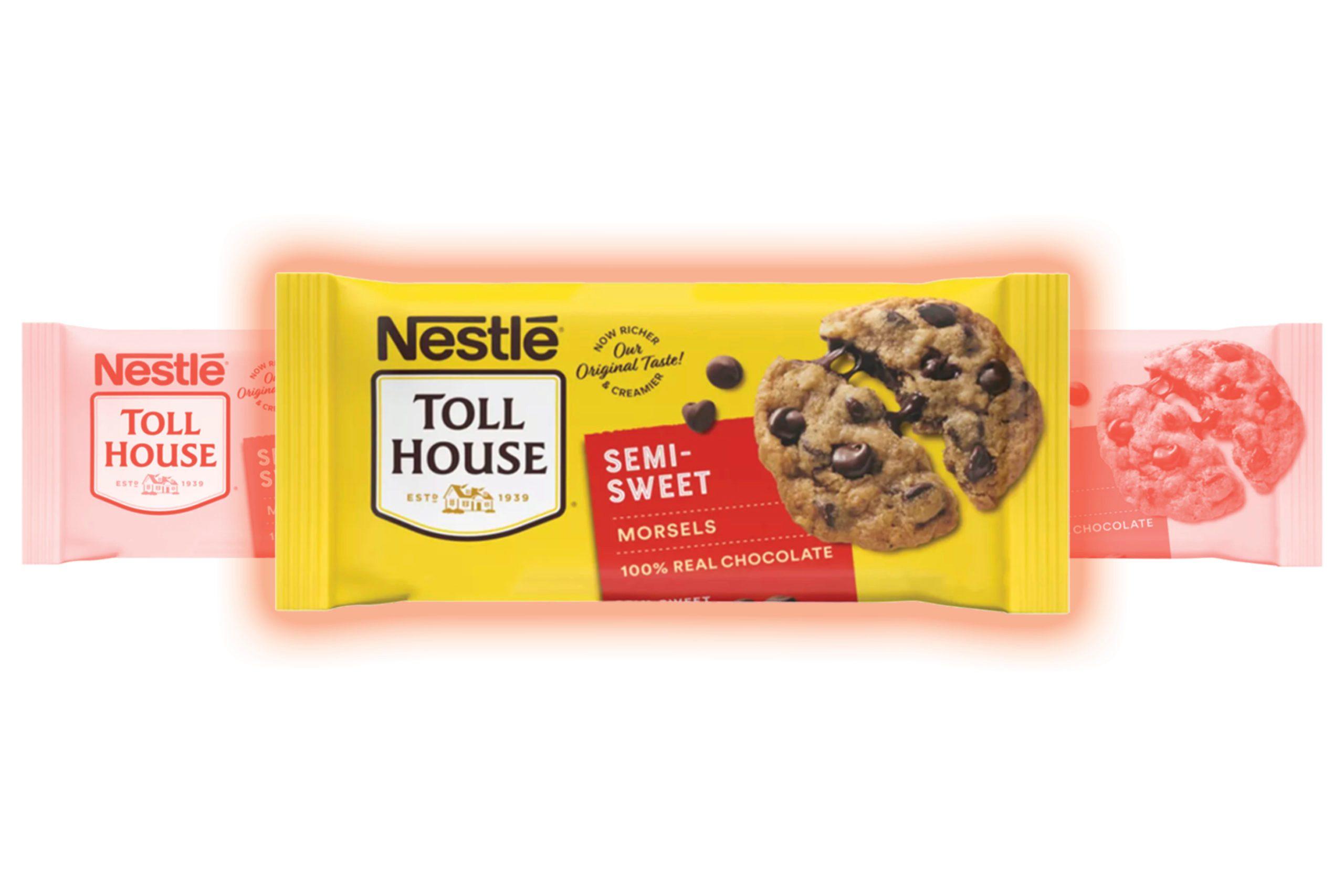 Nestle Toll House Semi-Sweet Chocolate Morsels - 12oz