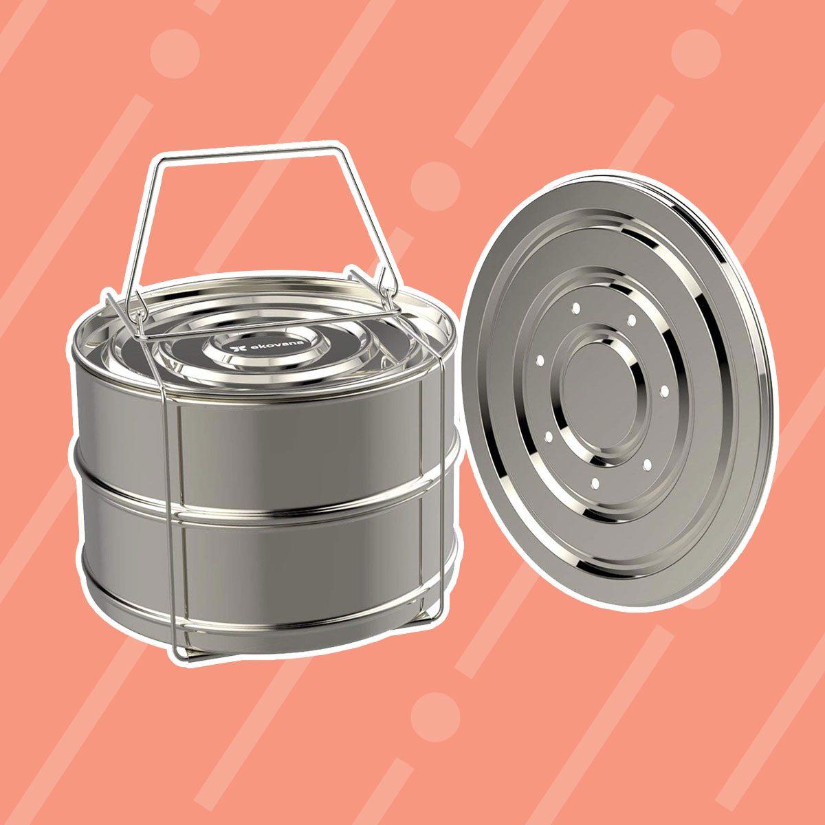 instant pot accessories, steamer baskets