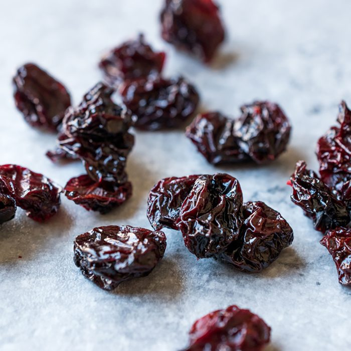 Dried Cherry Pieces Ready to Eat