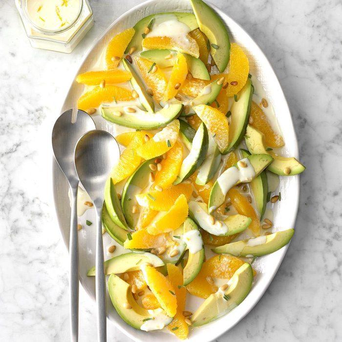 California Avocado Salad