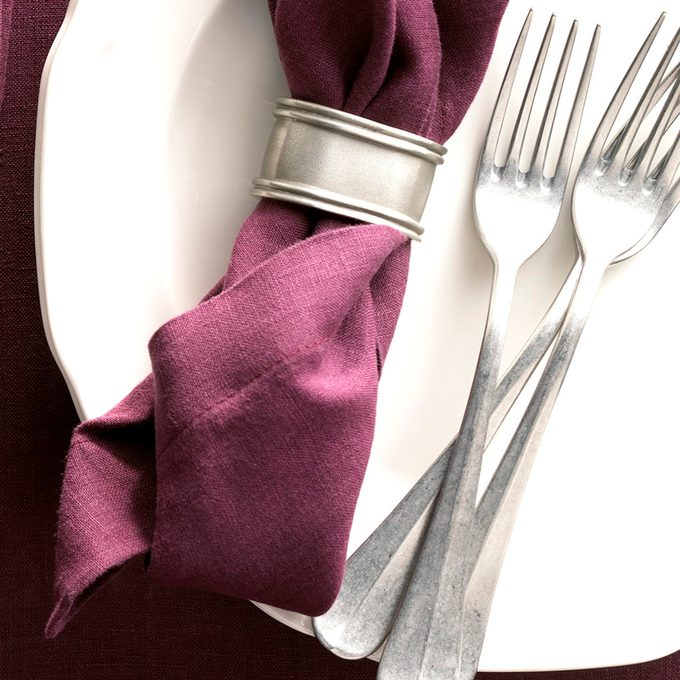 Traditional Thanksgiving Flatware