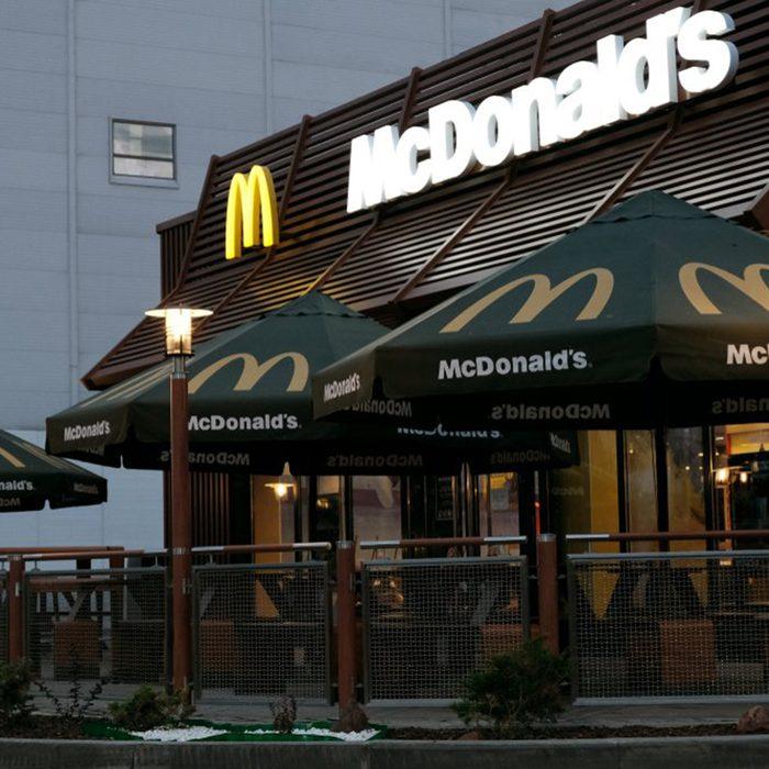 Kazakhstan McDonalds