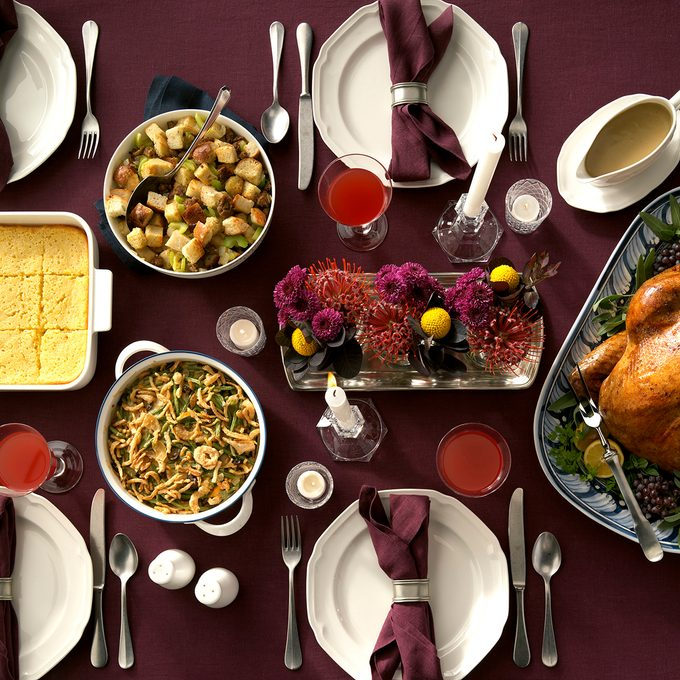 Traditional Thanksgiving Main Image