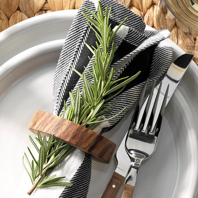 Country Thanksgiving Napkins