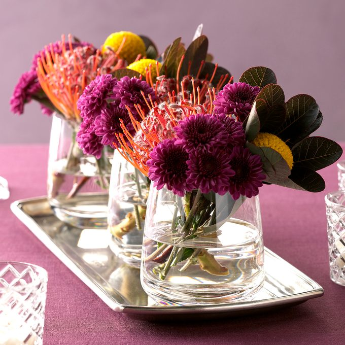 Traditional Thanksgiving Pewter Tray