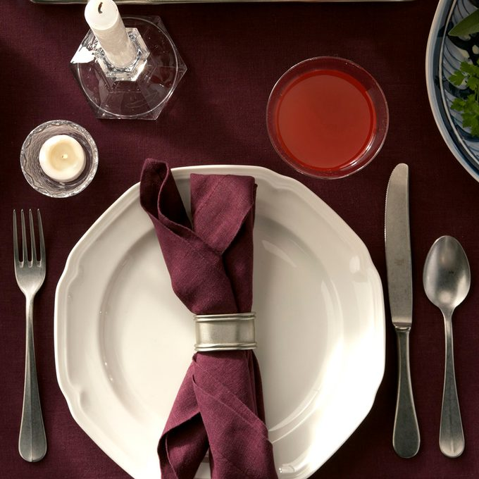 Traditional Thanksgiving Plates