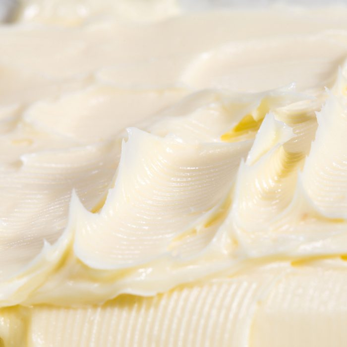 fresh creamy dairy milky high-calorie fat butter closeup