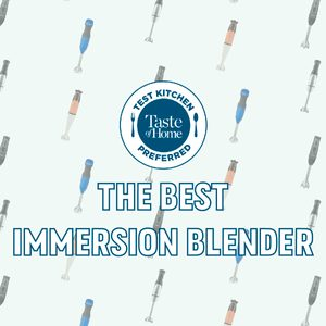 The Best Immersion Blender Brands According to Kitchen Pros