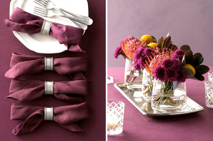 Image of traditional Thanksgiving decoration ideas.