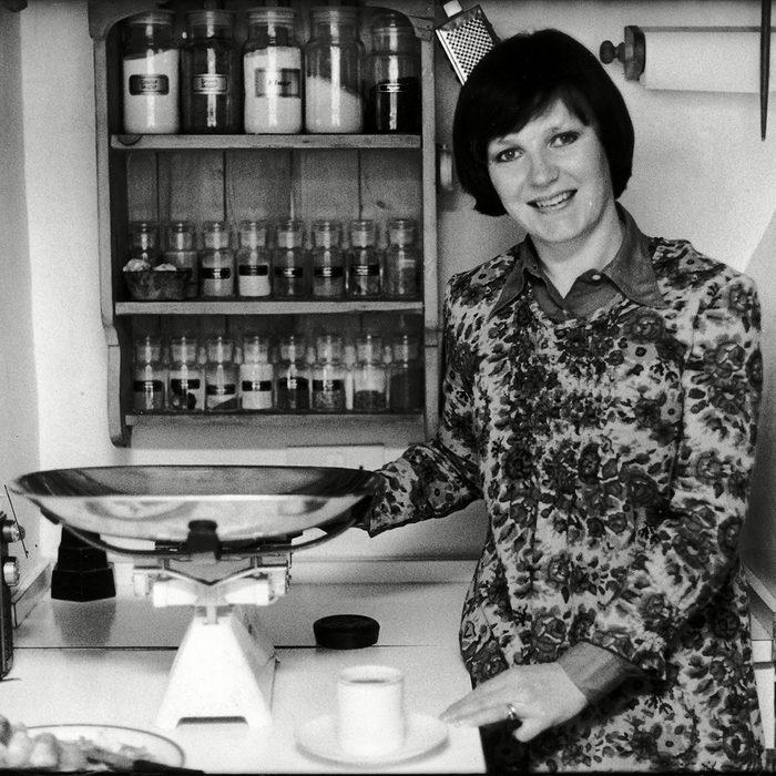 Cook Delia Smith.