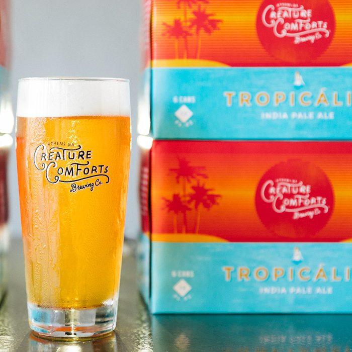 Creature Comforts Brewing's Tropicalia