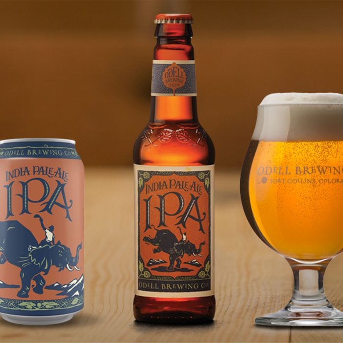 Odell Brewing's IPA
