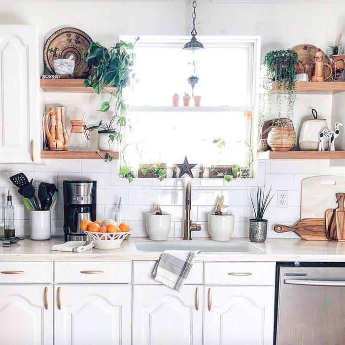 Sagittarius kitchen