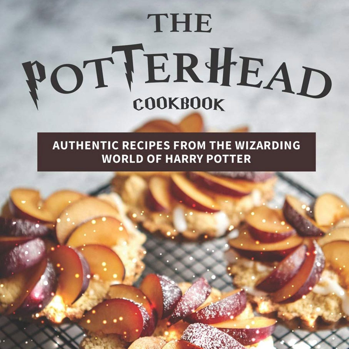 The Potterhead Cookbook: Authentic Recipes from the Wizarding World of Harry Potter