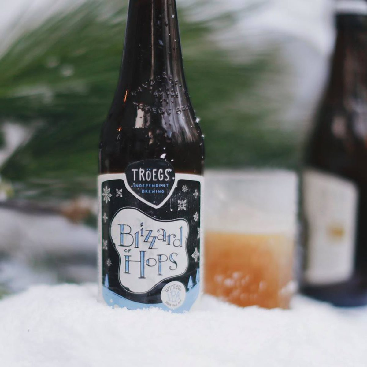 Tröegs Brewing's Blizzard of Hops