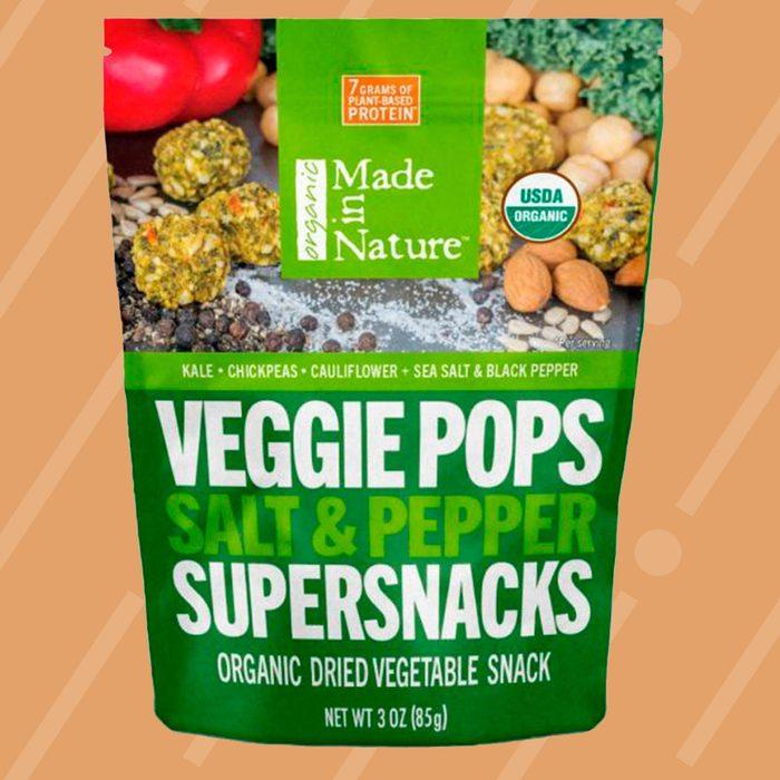 Veggie pops