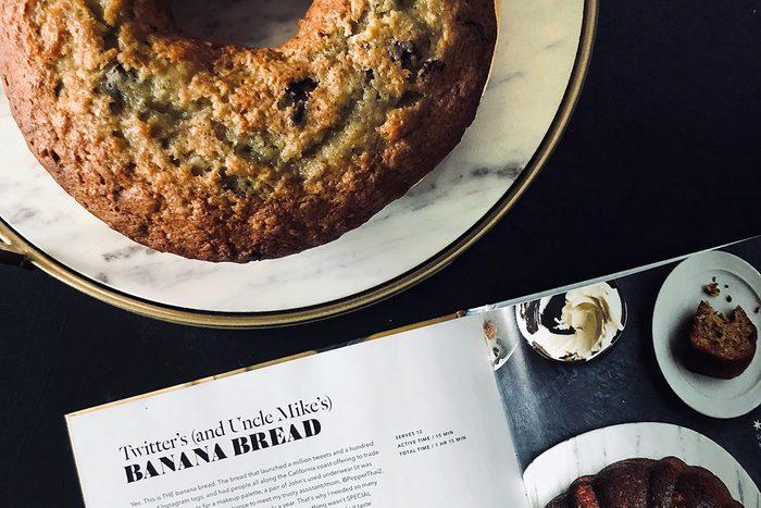 Chrissy Teigen's Banana Bread