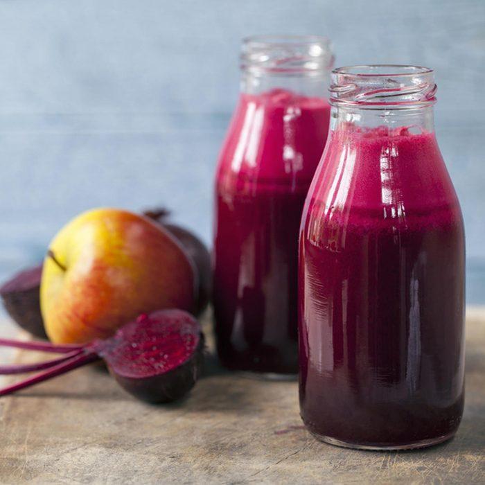Healthy beet drink