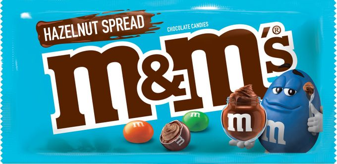 M&M'S TAKES ON DELICIOUS TRENDS IN 2019 WITH A NEW FORMAT AND NEW FLAVOR