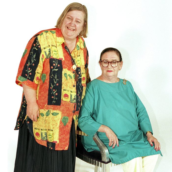 Two Fat Ladies 1997