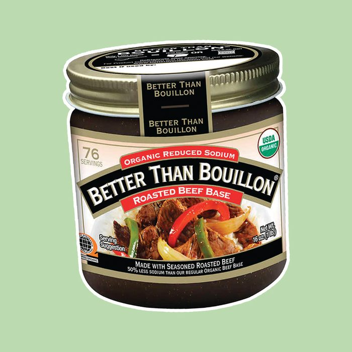 Better Than Bouillon Organic Roasted Beef Base, 16 oz
