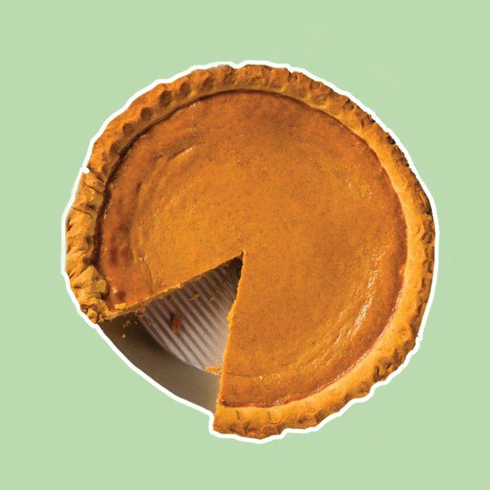 Pumpkin Pie costco