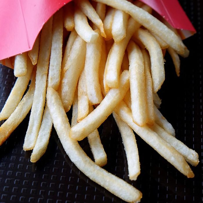 Mc Donald's french fries