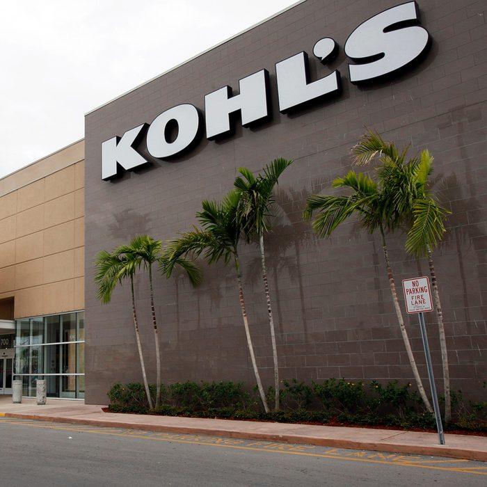 A Kohl's store is shown in Hialeah, Fla.