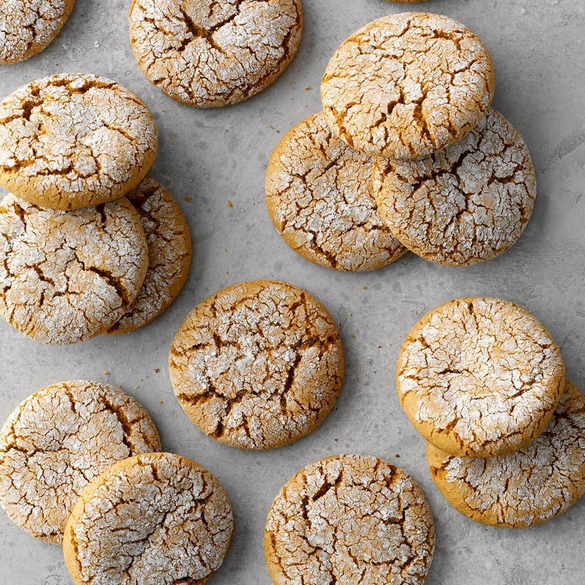 Powered-Up Molasses Cookies