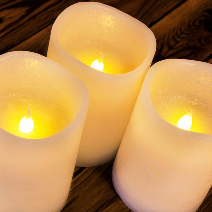 Mock candles