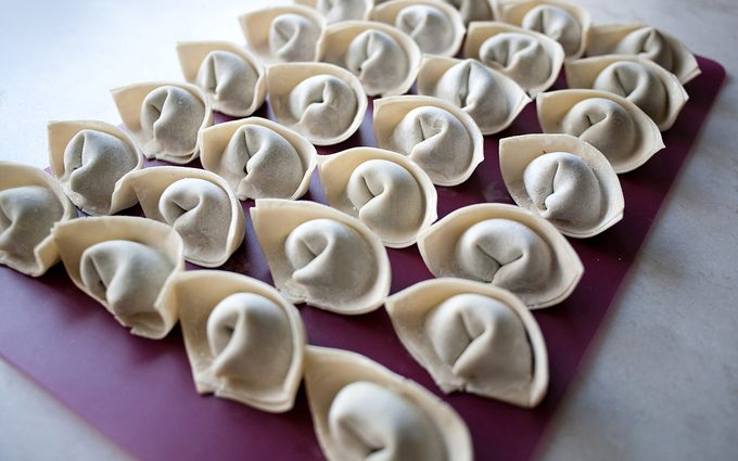Wonton how to make chinese dumplings