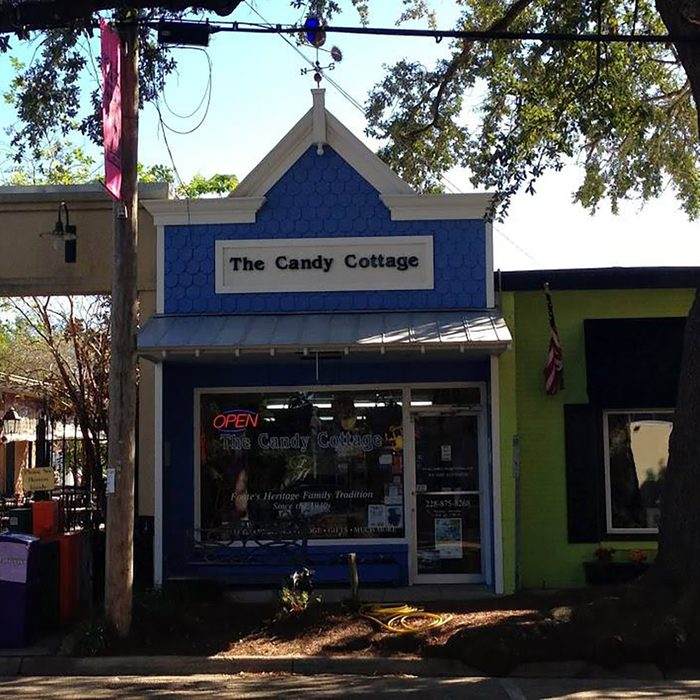 The Candy Cottage & Gourmet, the best candy shop in every state