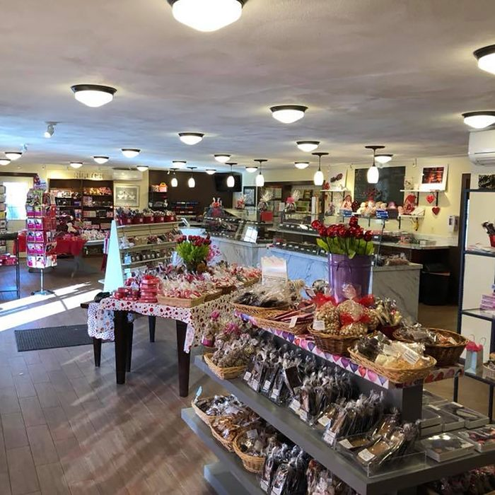 The Chocolate Delicacy, The best candy shop in every state