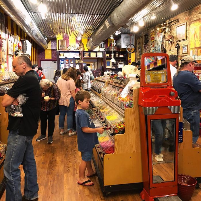 Big Top Candy Shop, The best candy shop in every state