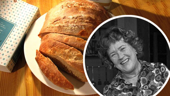 Mandatory Credit: Photo by Gerry Nadel/Penske Media/REX/Shutterstock (6906383e) Julia Child on the set of her cooking show, 'The French Chef Julia Child, Boston