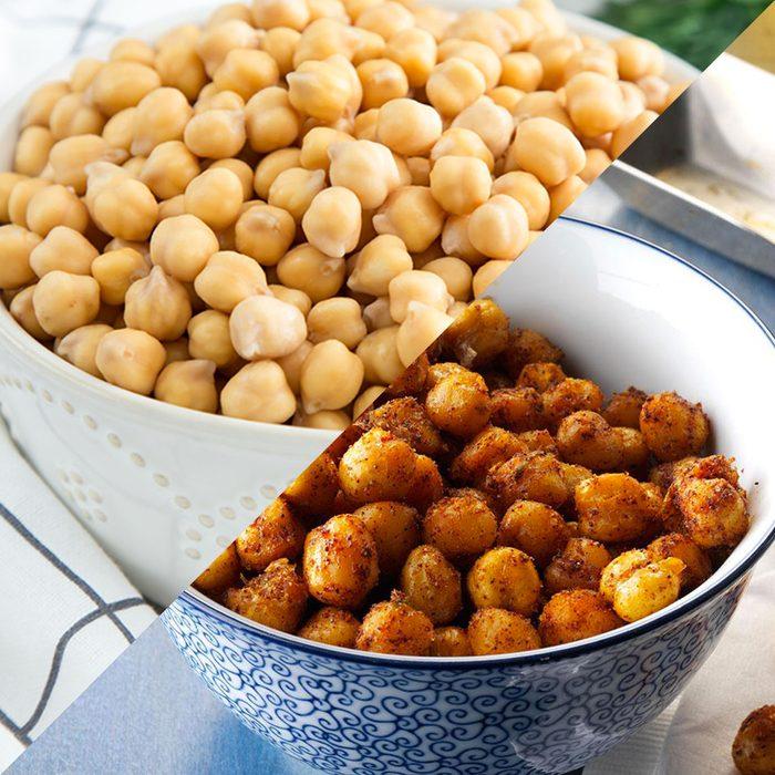 Chickpeas vs garbanzo beans